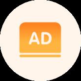平面advertisement