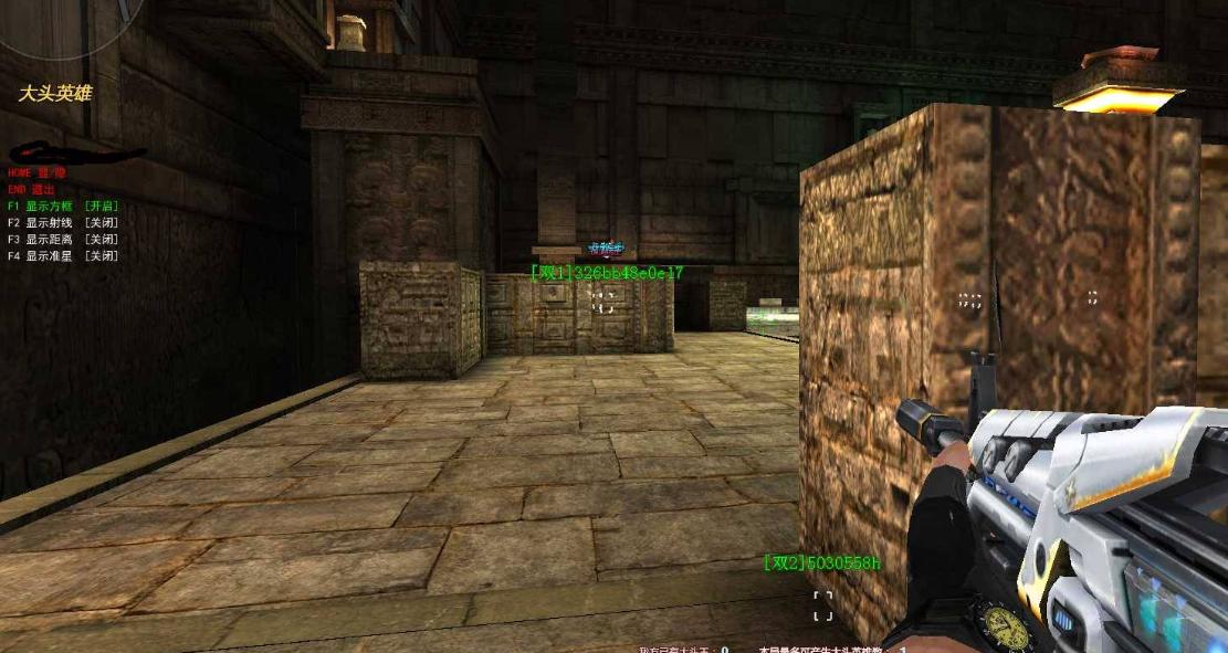生死狙击微端-神威单板方框透视辅助免费版